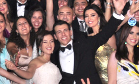 Donia & Ramy's Wedding Party